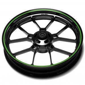 Front Wheel - Green Rim - Sinnis RSX 125