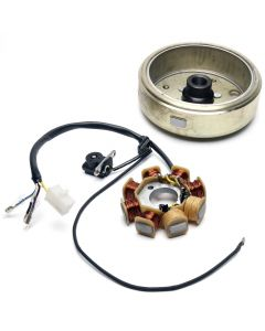 139QMB Stator & Flywheel Kit GY6