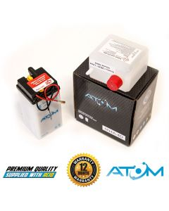 6N4A-4D Atom VRLA Motorcycle Battery 6V 4Ah