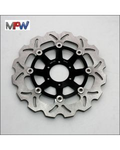 Floating Wavy Front Brake Disc Rotor ZC935 for Honda CBR 250 RR MC22 90-99