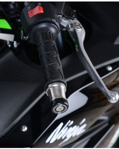 R&G Racing Bar End Sliders - Kawasaki Ninja (14-18)