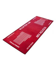 Bike Tek Non-slip Garage Workshop Mat MV Agusta
