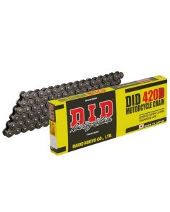 DID 420D x 106 Standard Motorcycle Chain With Split Link