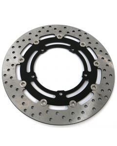 Replacement Stainless Front Brake Disc (Pair) - Yamaha YZF-R6 / R1 / FZ8 / XT 1200 Z