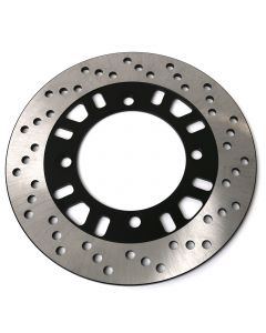 Replacement Stainless Steel Rear Brake Disc - Kawasaki ZZR 400 600E ZR 550 Zephyr 90-99 ZR 7 S