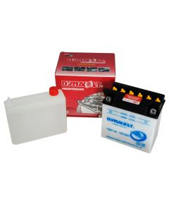 12N7-4A Dynavolt VRLA Motorcycle Battery 12V 8Ah