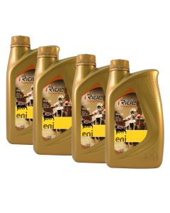 Eni 10W50 - iRide Racing Off Road Engine Oil - 4 Litre