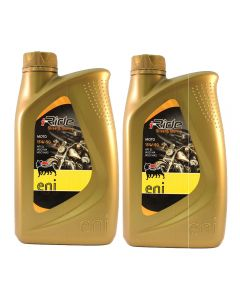 Eni 15W50 - iRide Moto Engine Oil - 2 Litre