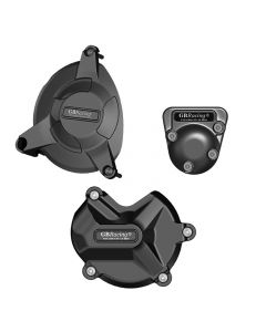 GB Racing Engine Case Cover Set (Alternator / Clutch / Pulse) - BMW S 1000 RR 09-16