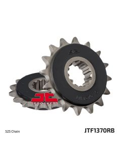 JT - Rubber Cushioned Front Sprocket 1370RB-16