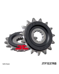 JT - Rubber Cushioned Front Sprocket 1537RB-16