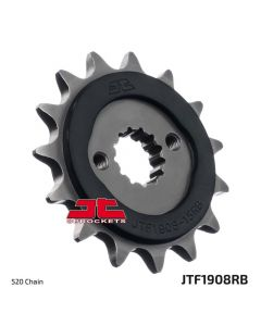 JT - Rubber Cushioned Front Sprocket 1908RB-15