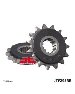 JT - Rubber Cushioned Front Sprocket 295RB-15