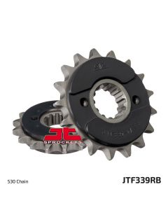 JT - Rubber Cushioned Front Sprocket 339RB-17