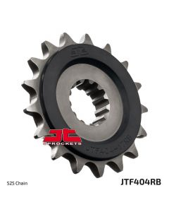 JT - Rubber Cushioned Front Sprocket 404RB-17
