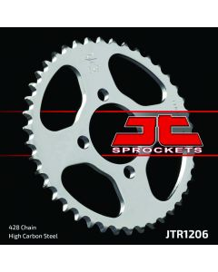 JT - High Carbon Steel Rear Sprocket 1206-42