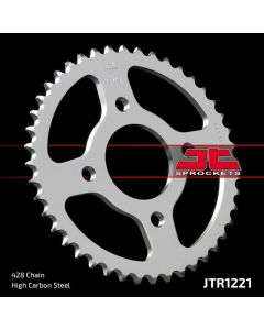 JT - High Carbon Steel Rear Sprocket 1221-45