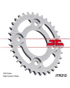 JT - High Carbon Steel Rear Sprocket 212-34