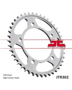 JT - High Carbon Steel Rear Sprocket 302-43