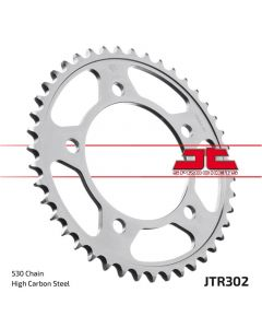 JT - High Carbon Steel Rear Sprocket 302-44