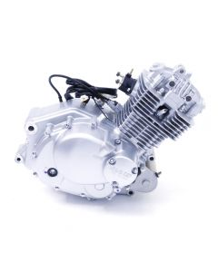 K157FMI Motorcycle Engine - Silver
