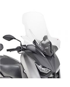 Kappa Transparent High Scooter Screen 73.5cm For Yamaha X-Max 125 | 300 | 400