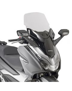 Kappa Transparent High Scooter Screen 58cm For Honda Forza 125/300 19-20