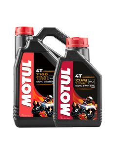Motul 10W40 4T - 7100 Engine Oil