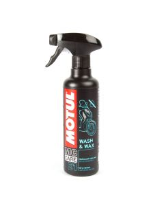 Motul MC Care E1 Wash & Wax - 400ml