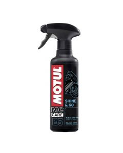 Motul MC Care E5 Shine & Go - 400ml