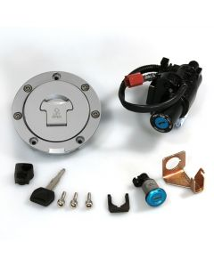 Replacement Ignition Lock set with Key for CBR 1000 RR Fireblade 2004-2007