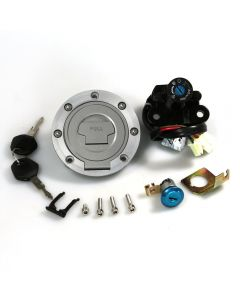 Replacement Ignition Lock set with Key for YZF-R1 2007-2011, YZF-R6 2007-2011