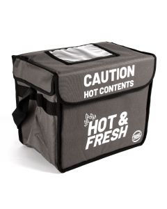 Insulated Thermal Takeaway Food Delivery Bag 36x26x30 cm (28L)