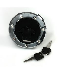 Replacement Fuel Cap with Key for Kawasaki Models