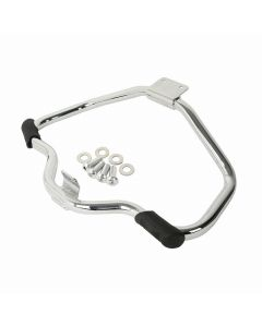 Chrome Front Engine Guard Crash Bar for Harley-Davidson Sportster XL 2004-2018