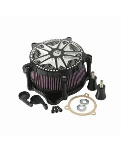 Air Cleaner Intake Filter For Harley Touring Electra Road Street Glide 2008-2016