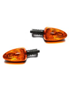Amber Front or Rear Indicators (Pair) - BMW F800 GS / R / S / ST & More