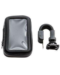 Universal Weather Resistant Handlebar Mounted Smartphone Case