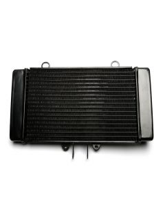 Pattern Replacement Aluminium Radiator - Honda CB400F NC27 CB-1 1989-1990
