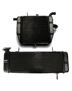 Pattern Replacement Aluminium Radiator (set) - Honda VFR 400 R NC30 89-92 | RVF 400 R NC35 94-96