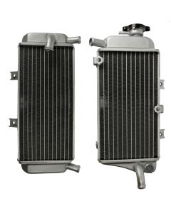 Pattern Replacement Aluminium Radiator (set) - Honda CRF 450 X 2005-2016