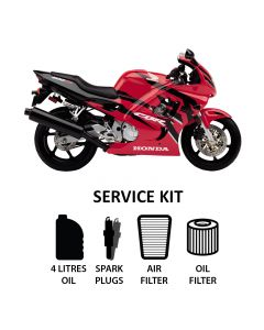 Honda CBR 600 F/2/3 1995-1998 Full Service Kit inc. Spark Plugs,Filters,Oil