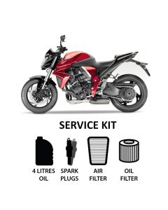 Honda CB 1000 R 2008-2014 Full Service Kit inc. Spark Plugs,Filters,Oil