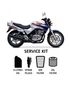 Honda CB 500 1994-2003 Full Service Kit inc. Spark Plugs,Filters,Oil