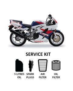Honda CBR 900 RR Fireblade 1992-1995 Full Service Kit w/ Spark Plugs,Filters,Oil