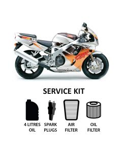 Honda CBR 900 RR Fireblade 1996-1999 Full Service Kit w/ Spark Plugs,Filters,Oil