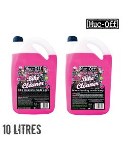 Muc-Off Nano Tech Bike Cleaner 10 Litre Pack