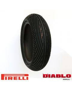 Pirelli Diablo SC1 Wet Race - Rear Tyre - 190/60-17R