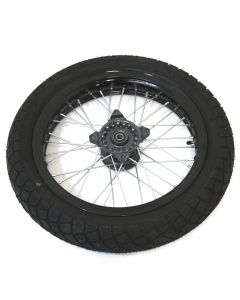 Front Wheel & Tyre (Lipped) - Sinnis Apache 125