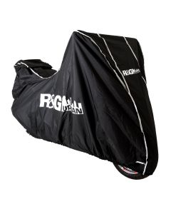R&G Urban Scooter Outdoor Waterproof Protective Motorcycle Rain Cover - Black